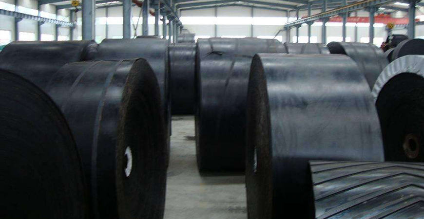 Coal Mine Rubber Conveyor Belt For Conveying Systems