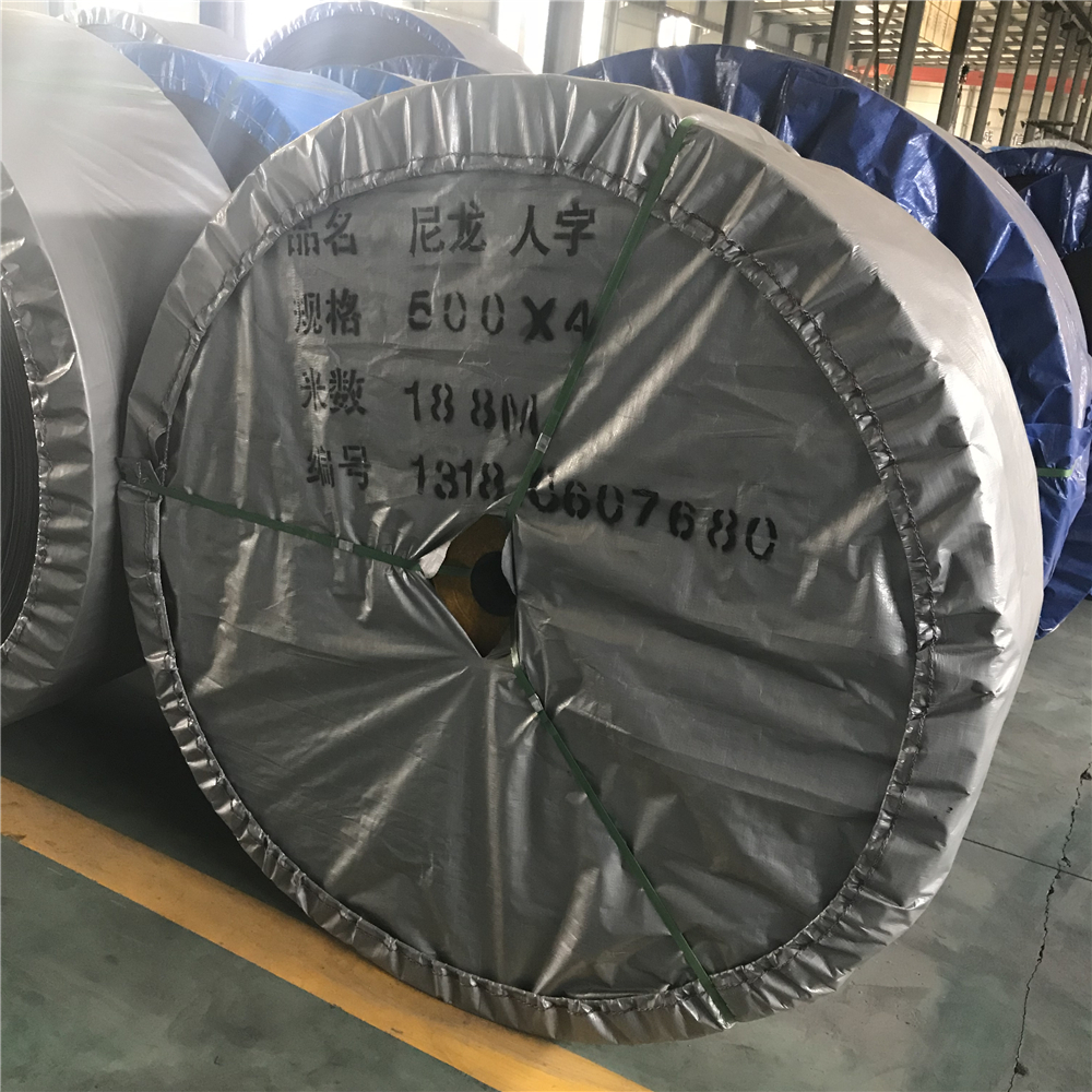 Hot Sale Nylon Rubber Conveyor Belt For Sand/Mine/Stone Crusher And Coal